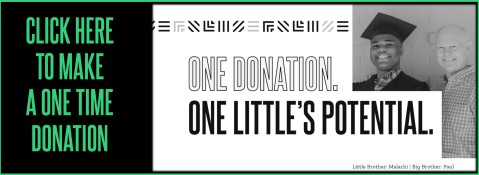 One Time Donation Button