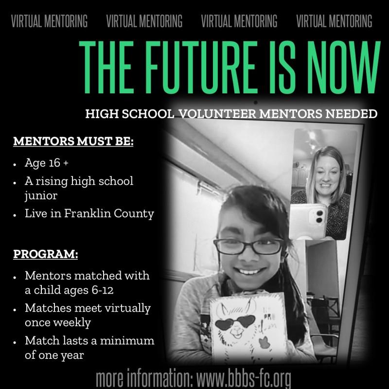 High School Mentor Wanted